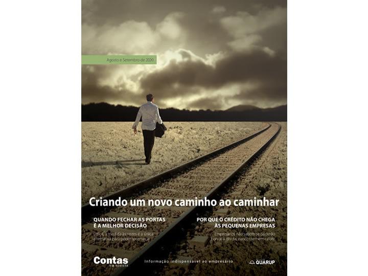 Imagem de Revista Online JFC Ago/Set-2020 - Criando um novo caminho ao caminhar