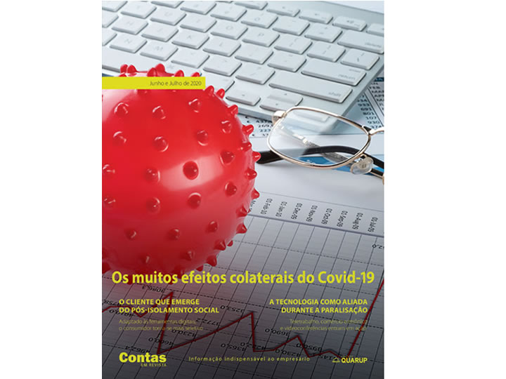 Imagem de Revista Online JFC Jun/Jul-2020 - Os muitos efeitos colaterais do COVID-19