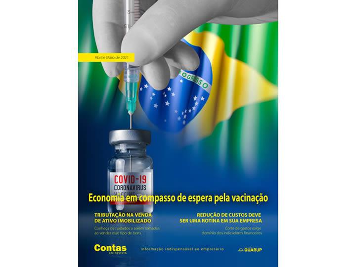 Imagem de Revista Online JFC Abr/Mai-2021 - Recuperação econômica será gradativa