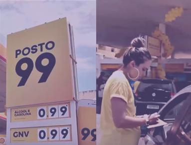 Imagem do vídeo Posto 99