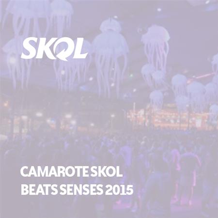 Imagem do projeto Camarote Skol Beats Senses