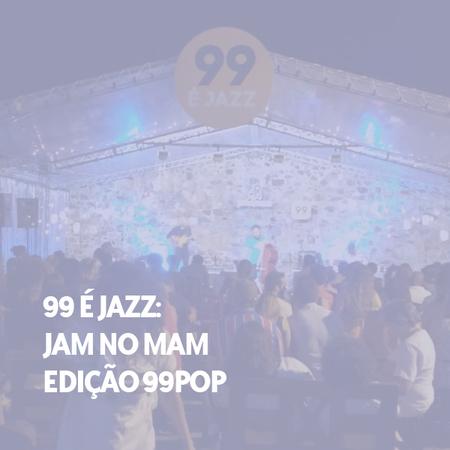 Imagem do projeto 99 é Jazz