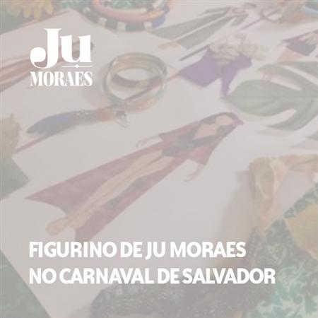 Imagem do projeto Figurino de Ju Moraes no carnaval de Salvador