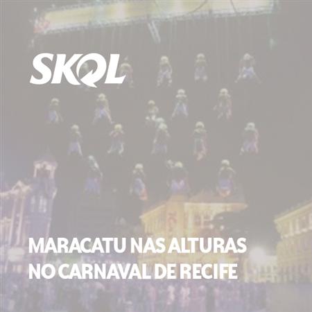 Imagem do projeto Maracatu nas alturas Skol