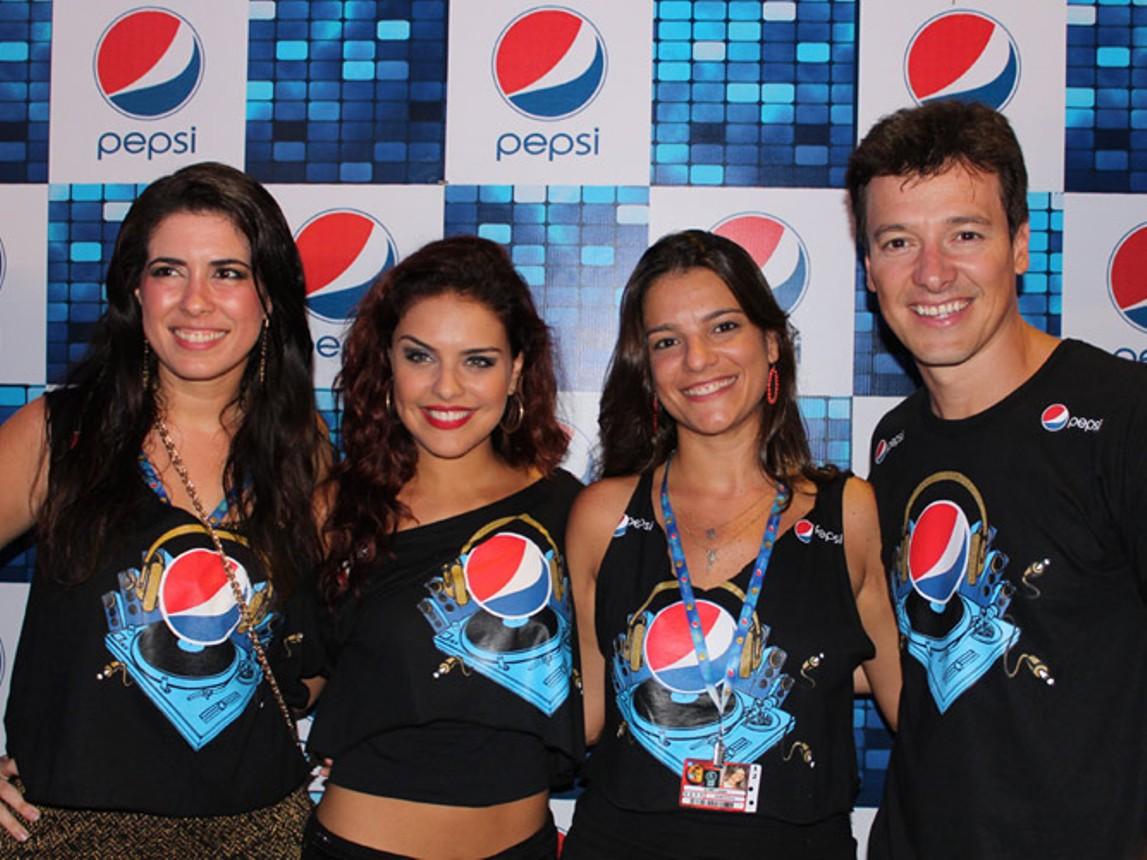 Imagem do projeto Camarote Pepsi 2013