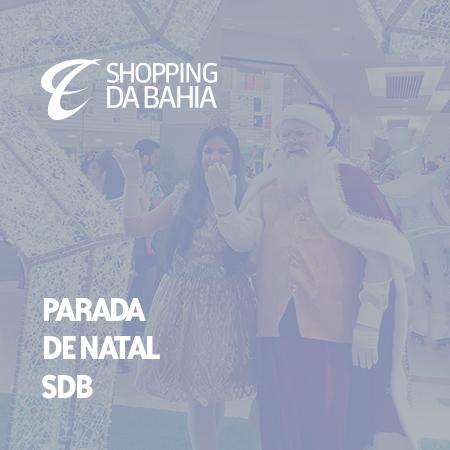 Imagem do projeto Parada de Natal SDB