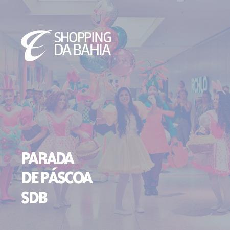 Imagem do projeto Parada de Páscoa SDB