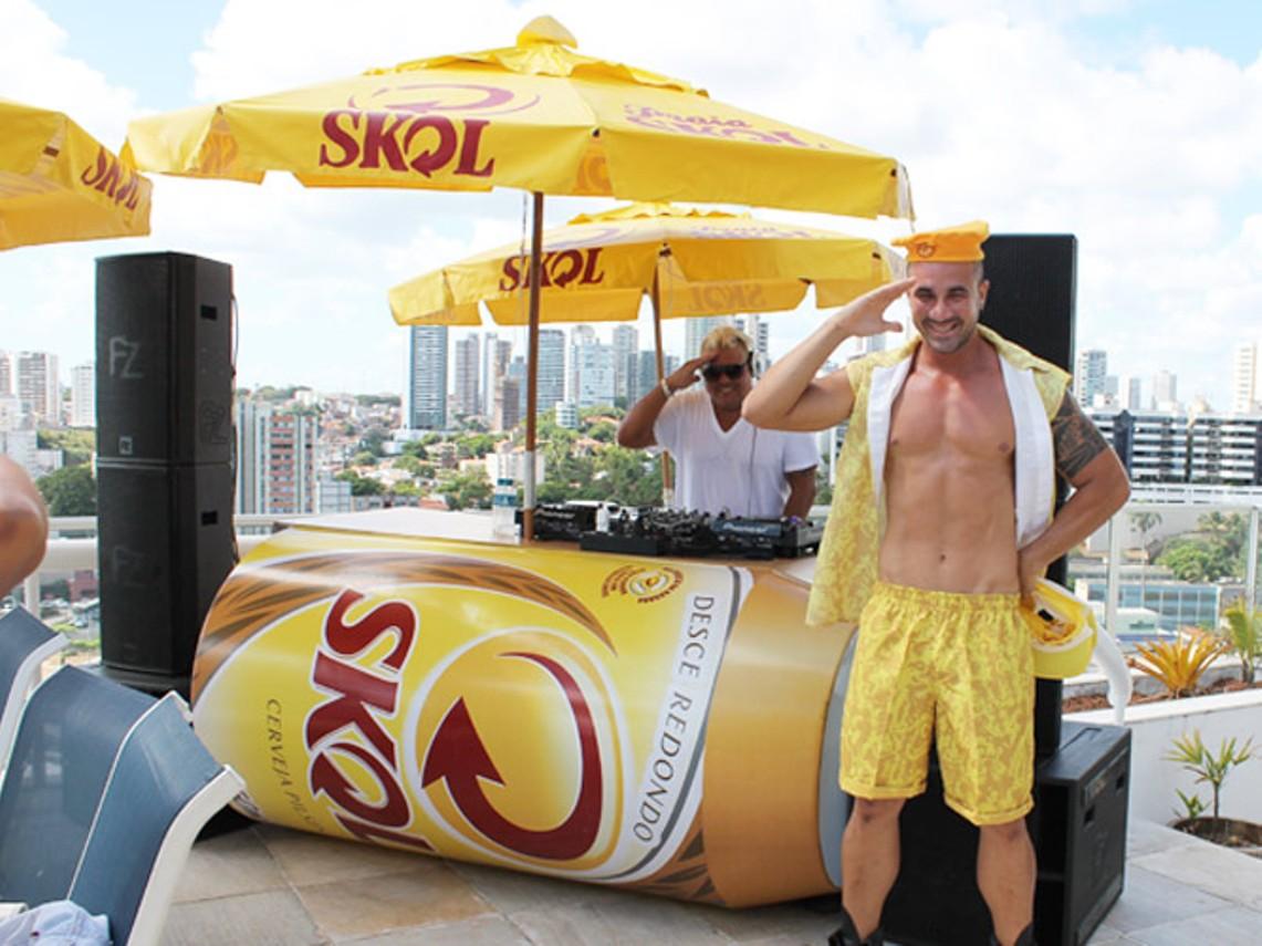 Imagem do projeto Hotel Skol 2013