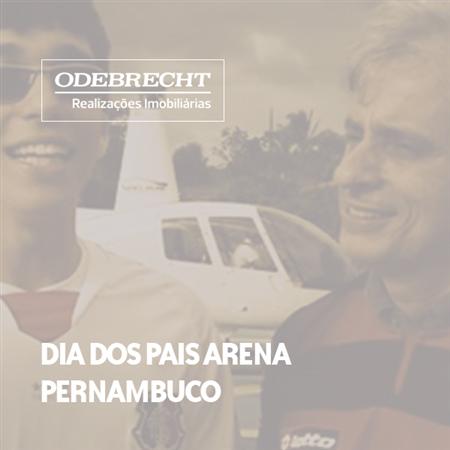 Imagem do projeto Dia dos Pais Arena Pernambuco