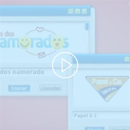 Imagem do vídeo Mês dos namorados - Papel e Cia