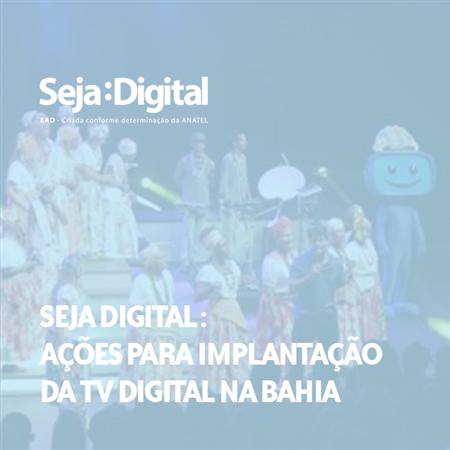 Imagem do projeto Seja Digital