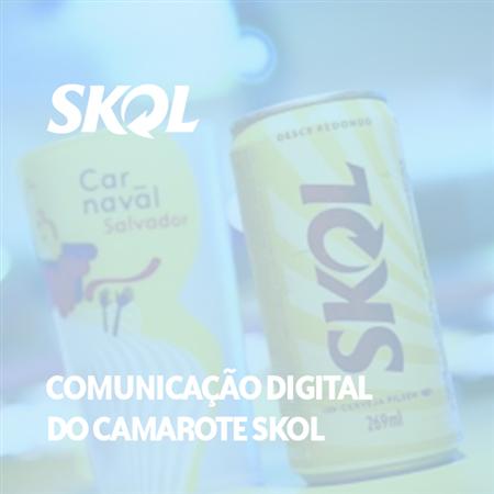 Imagem do projeto Comunicação Digital - Camarote Skol